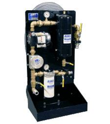 MTC3000 is a 120 volt AC system capable of filtrating 22 gallons of fuel per minute.