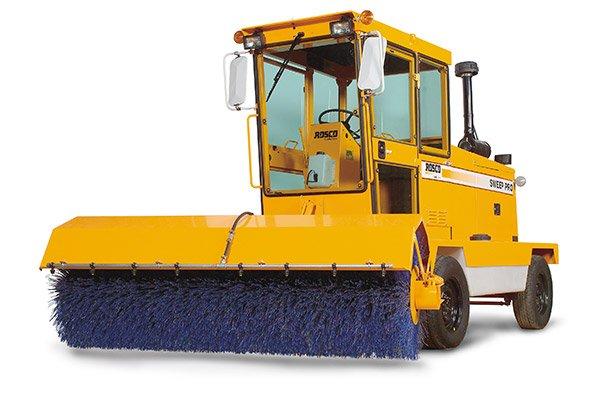 Broom & Sweeper Rentals