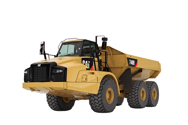 used articulated dump trucks