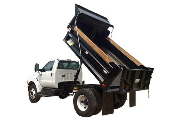 used dump trucks