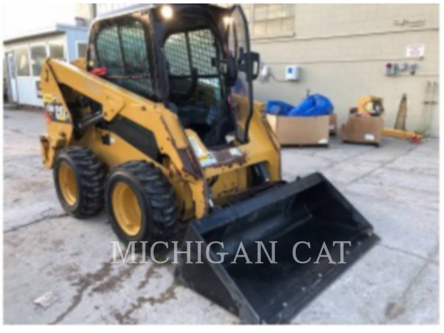 2015 Caterpillar 236D - Michigan CAT