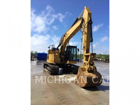 Used Track Excavators For Sale In Michigan Michigan CAT