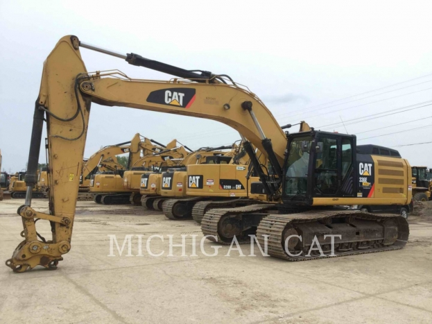 2013 Caterpillar 336EL - Michigan CAT