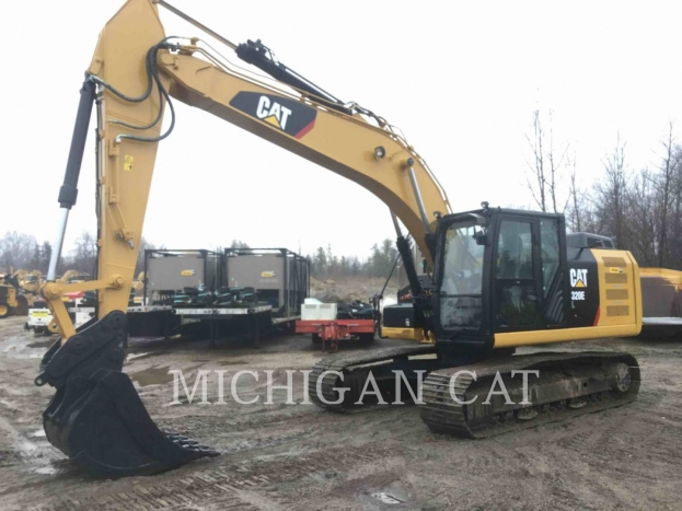 2013 Caterpillar 320EL - Michigan CAT