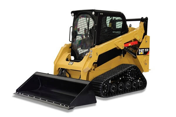 used multi terrain loaders